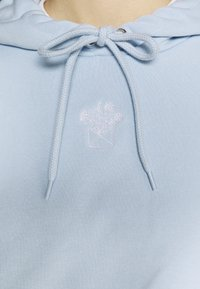 Monki - ODA - Jersey con capucha - blue - 5