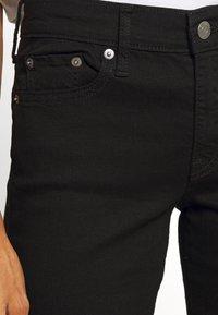 GAP - Jeans straight leg - basic black - 4