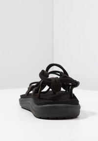 Teva - VOYA INFINITY - Walking sandals - black - 3