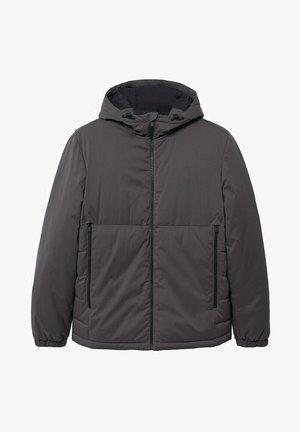 TARGET-I - Zimní bunda - hellbraun/pastellbraun