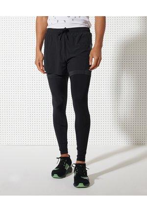 RUN TRAIL - Shorts - black