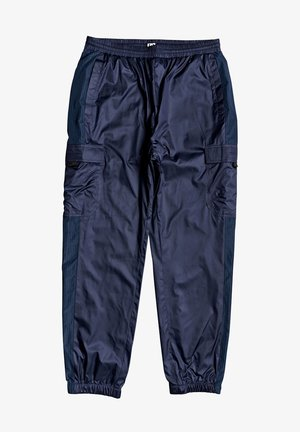 FIELD KIT - Tracksuit bottoms - black iris