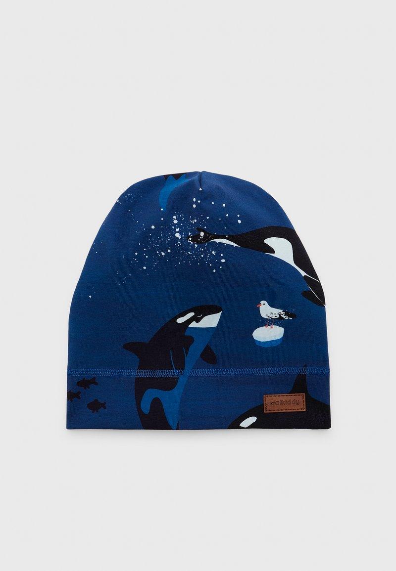 Walkiddy - BEANIE ORCAS UNISEX - Beanie - blue
