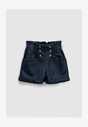 SHORTS  - Shorts - navy foncé