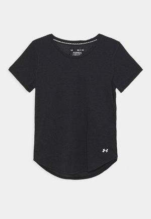 STREAKER  - Camiseta básica - black