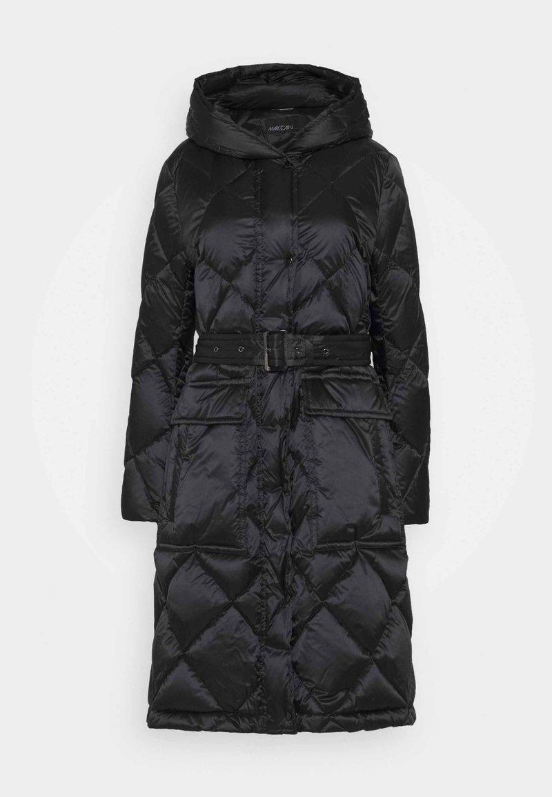 Marc Cain - Zimní kabát - black
