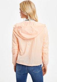 DeFacto - Light jacket - orange - 2