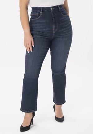 Jeans a sigaretta - blau