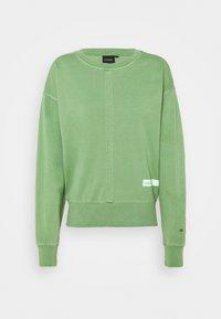 Icepeak - ELSINORE - Sweatshirt - antique green - 5