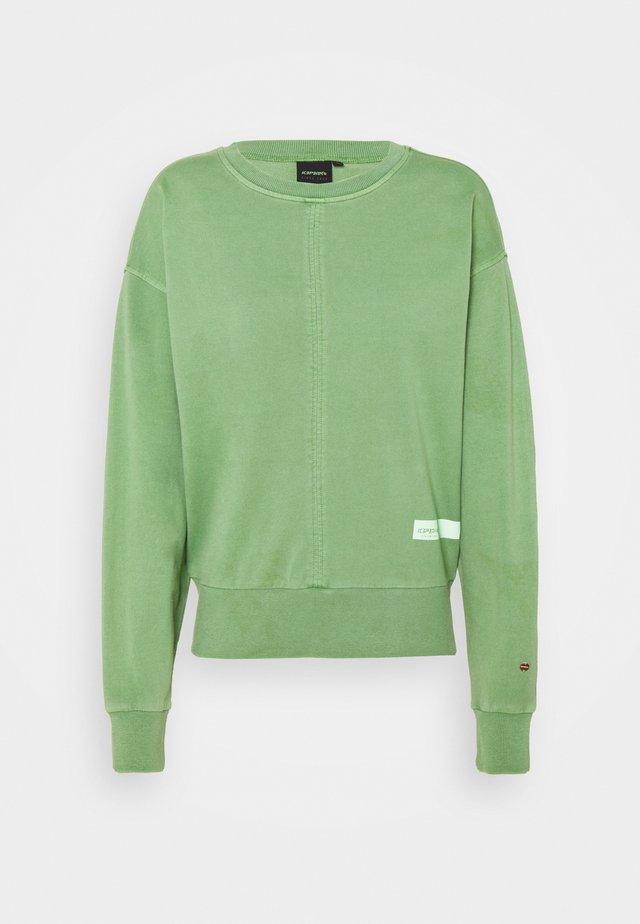 ELSINORE - Sweater - antique green