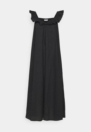 FLORE DRESS - Hverdagskjoler - jet black