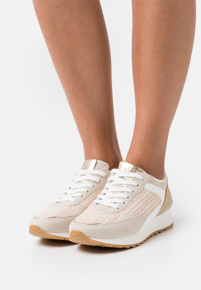 Anna Field - Trainers - white/beige