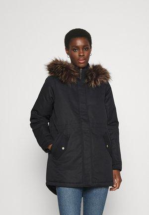 ONLELSA COAT - Winter coat - black