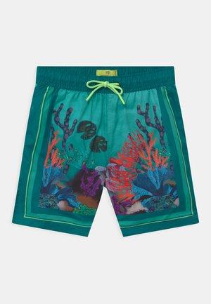 UNDERWATER SCENERY - Swimming shorts - multi-coloured