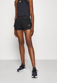 adidas Performance - HEAT.RDY SHORT - Korte broeken - black - 0
