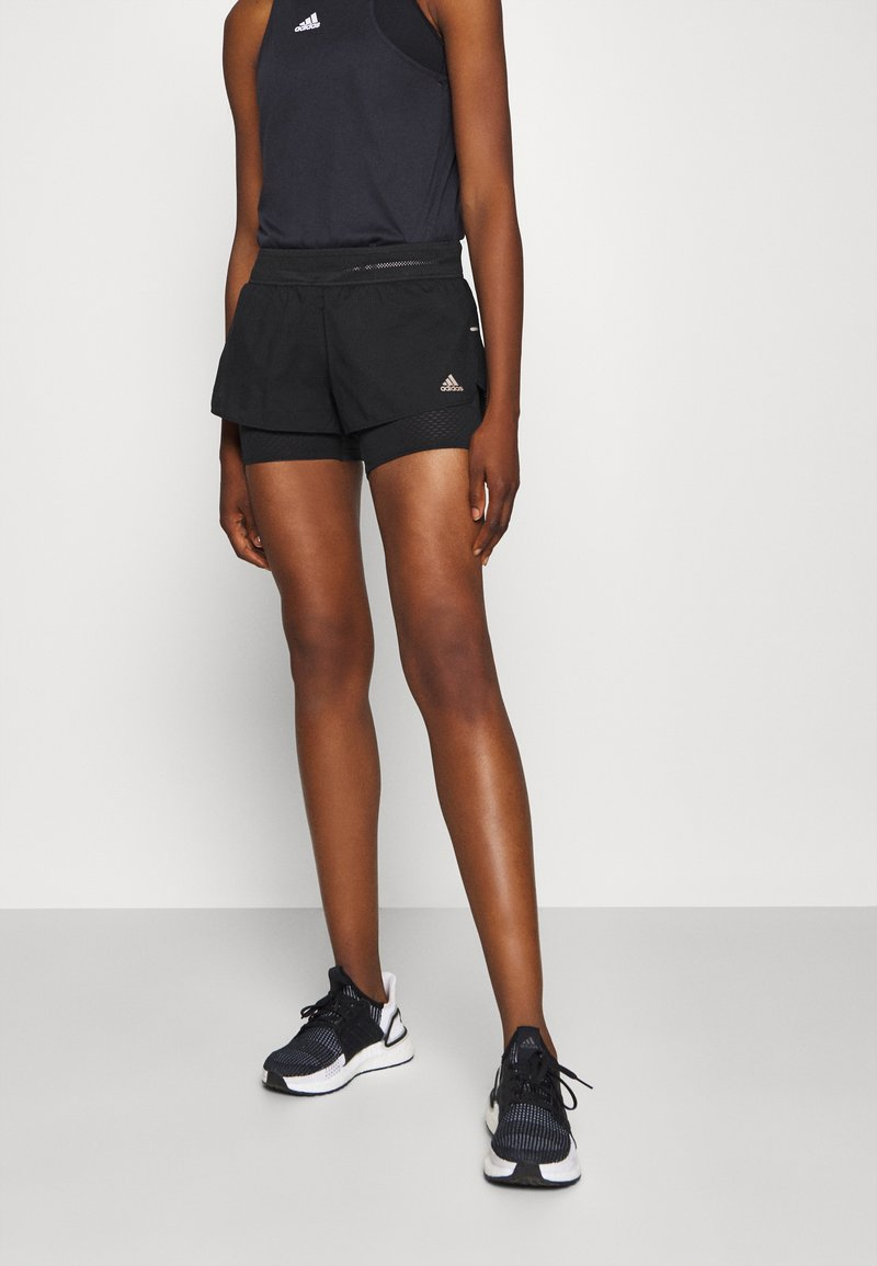 adidas Performance - HEAT.RDY SHORT - Korte broeken - black
