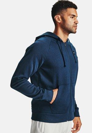 RIVAL  - Zip-up sweatshirt - academy
