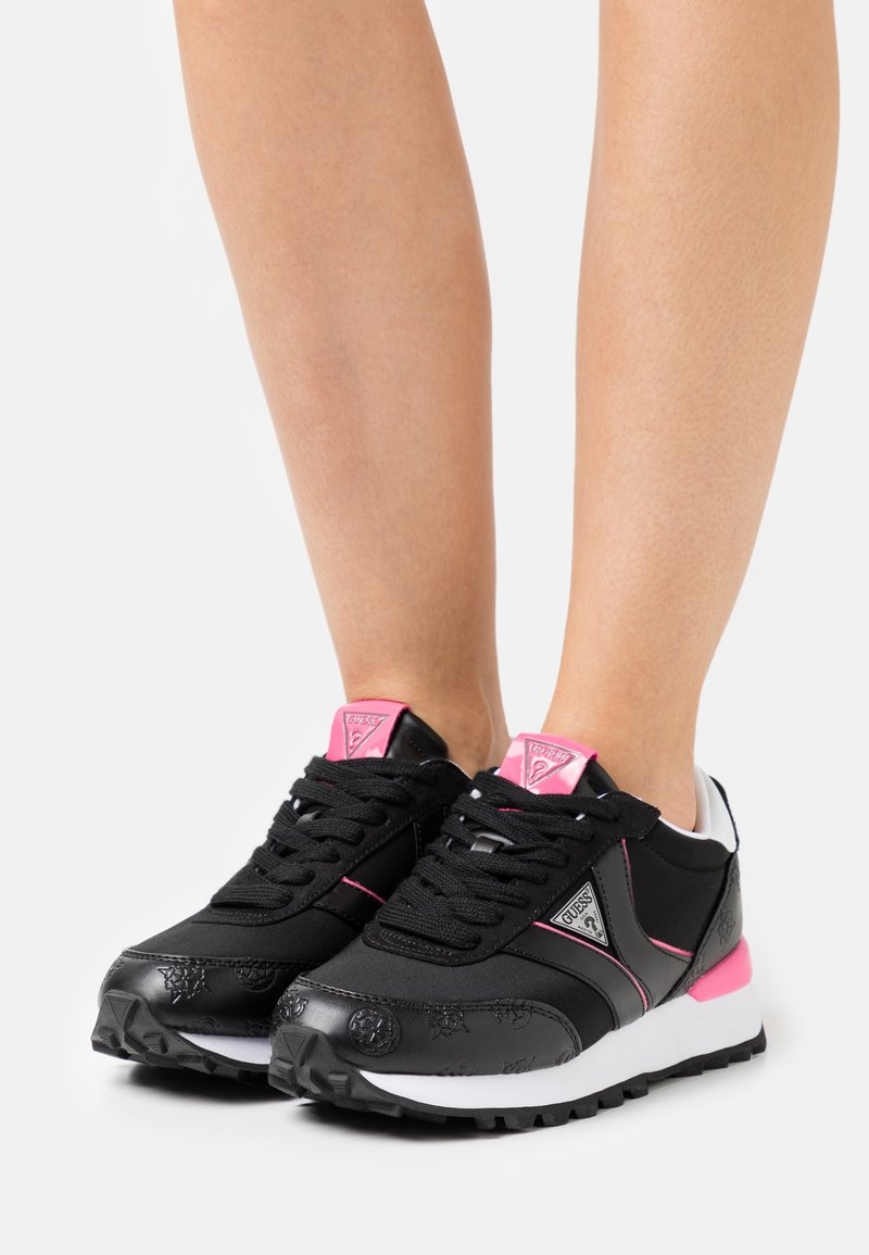 Guess - SAMSIN - Trainers - black