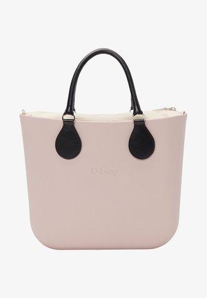 Handbag - rosa smoke