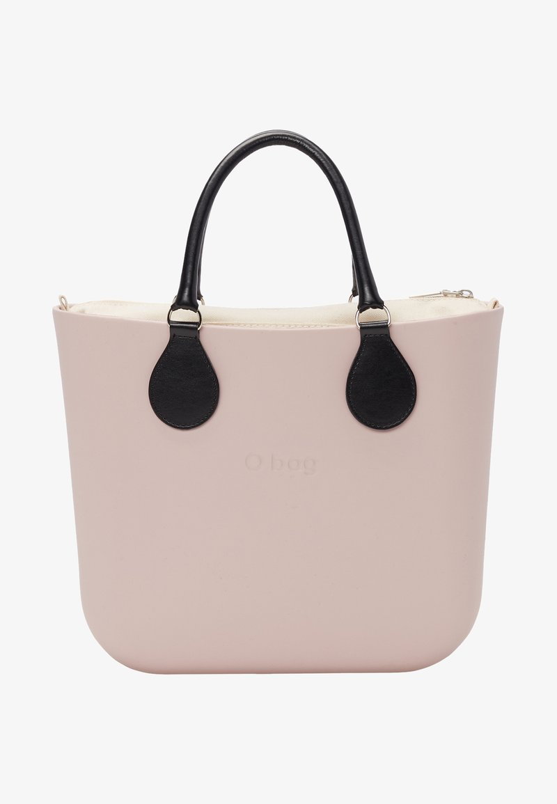 O Bag - Handbag - rosa smoke