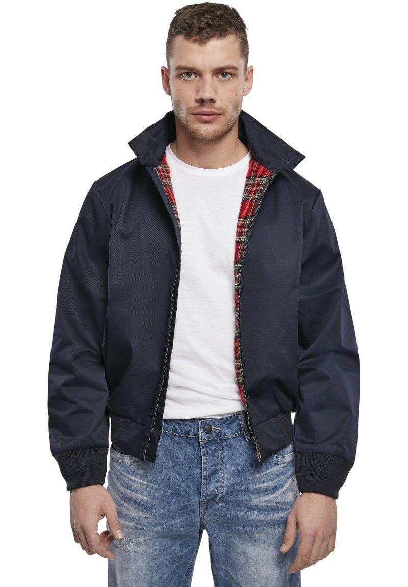 Brandit - Summer jacket - navy