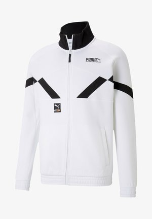 INTERNATIONAL  - Training jacket - puma white