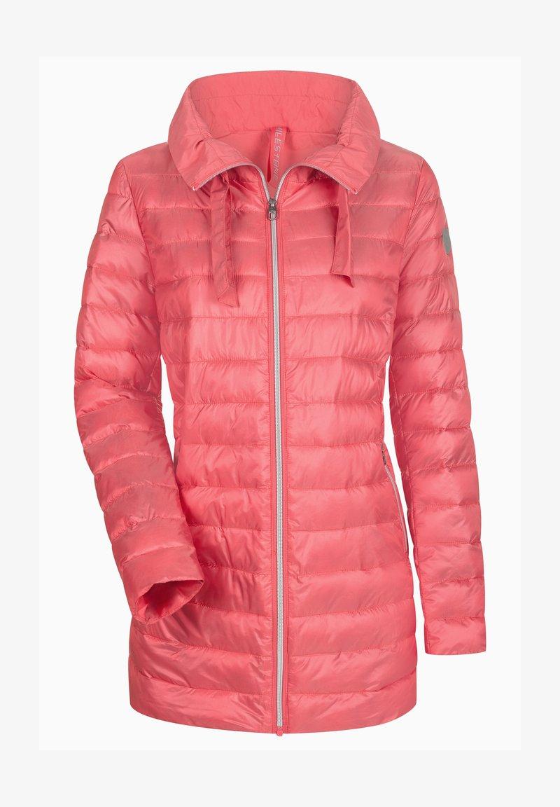 Milestone - MANGOSTEEN - Winter coat - koralle