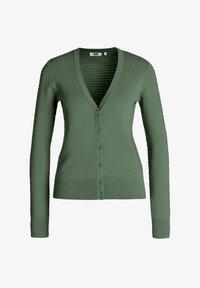 WE Fashion - Cardigan - dark green - 5