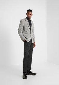 PS Paul Smith - SHIRT SLIM FIT - Camicia elegante - black - 1