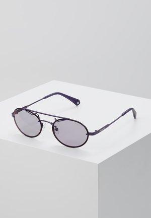 Okulary przeciwsłoneczne - violet