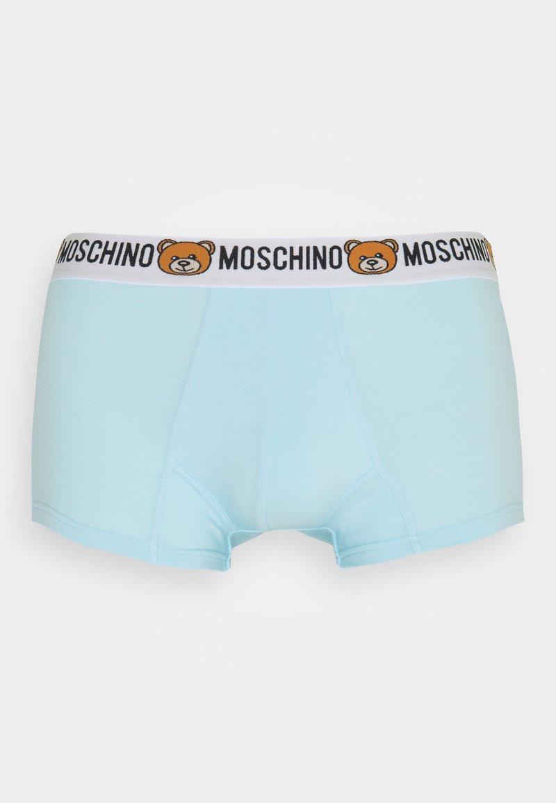 Moschino Underwear - TRUNK - Underbukse - crystal blue