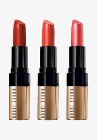 Bobbi Brown - STATEMENT LIPS LUXE LIP COLOR TRIO - Lip palette - mixed - 0