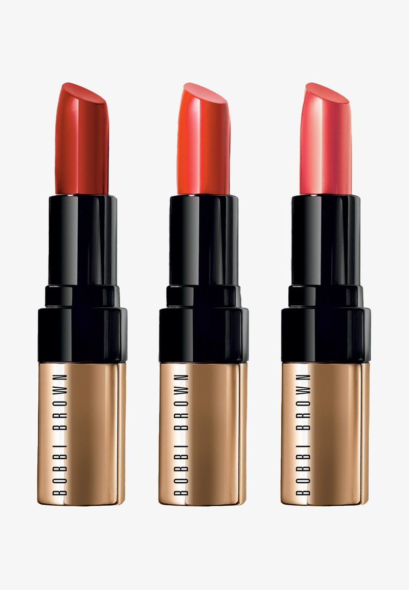 Bobbi Brown - STATEMENT LIPS LUXE LIP COLOR TRIO - Lip palette - mixed