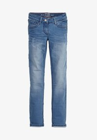 s.Oliver - SURI  - Straight leg jeans - blue denim stretch - 0