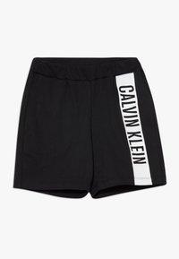 Calvin Klein Swimwear - INTENSE POWER - Swimming shorts - black - 0