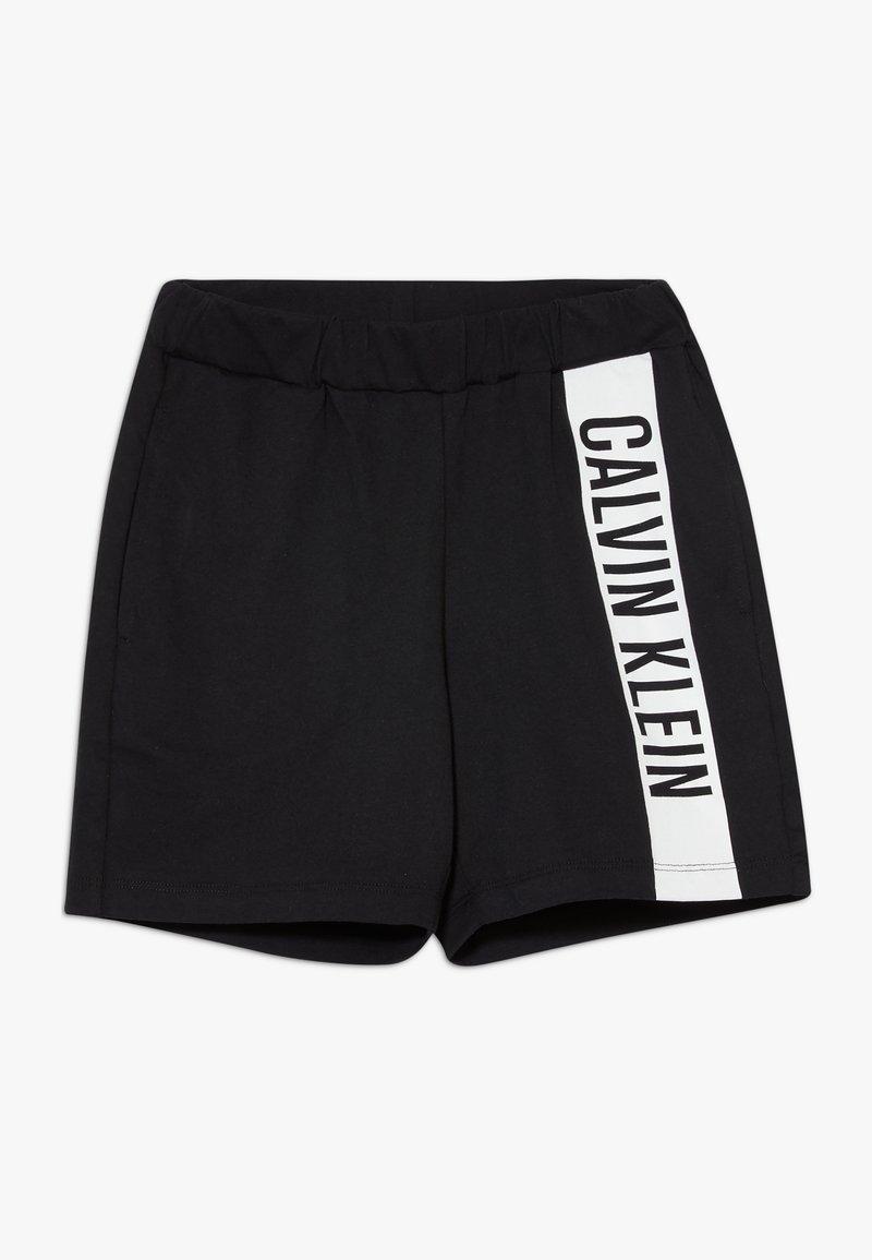 Calvin Klein Swimwear - INTENSE POWER - Swimming shorts - black