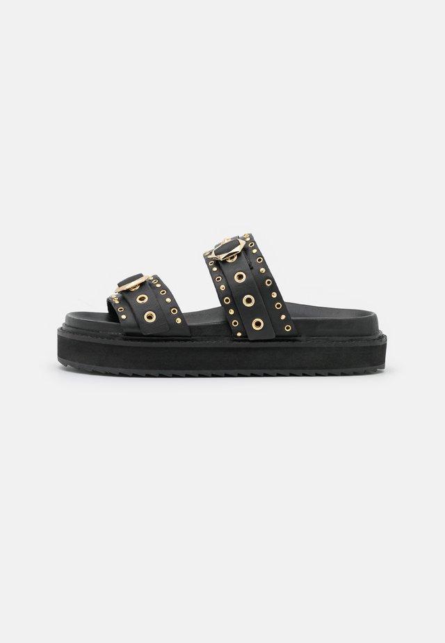SONA - Slip-ins - black