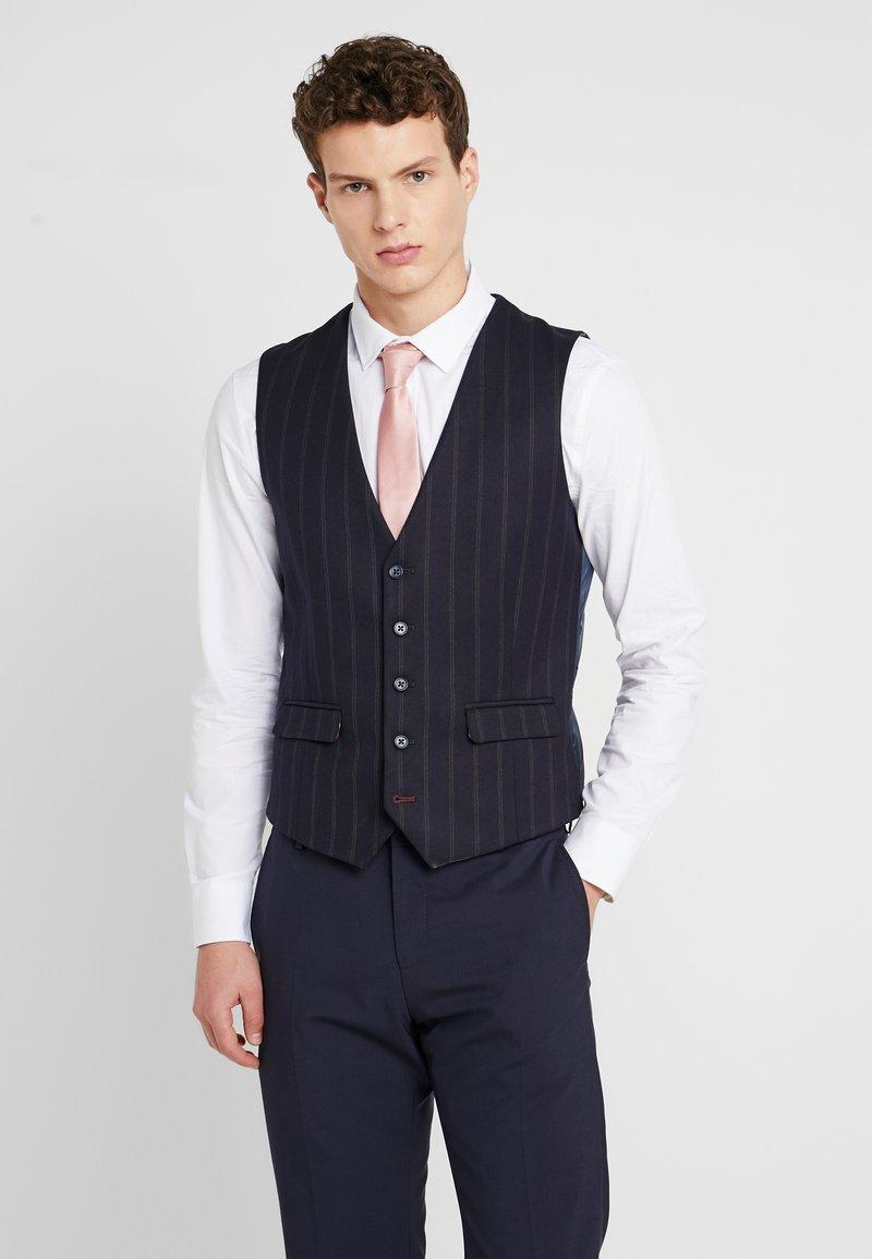 1904 - SCOTT  - Suit waistcoat - navy