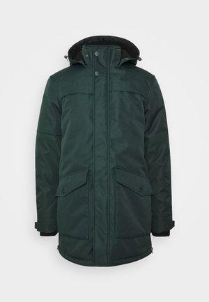 Zimní kabát - bottle