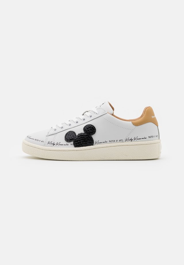 GRANMASTER - Sneakers laag - white/black