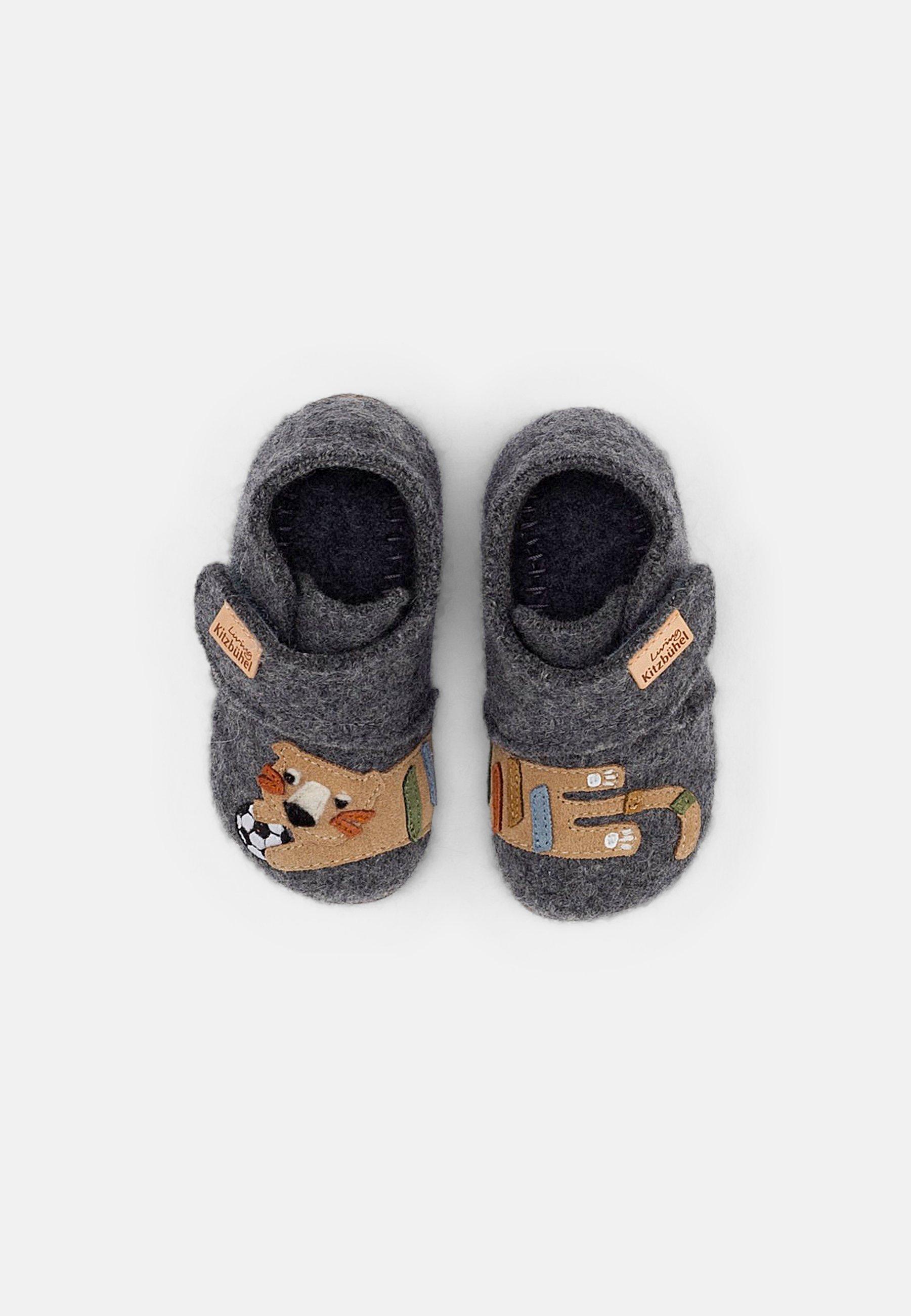 Kids BABYKLETT TIGER & FUSSBALL - First shoes