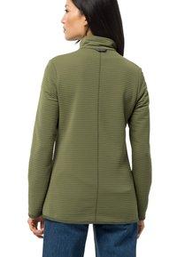 Jack Wolfskin - MODESTO - Fleece jacket - light moss - 1