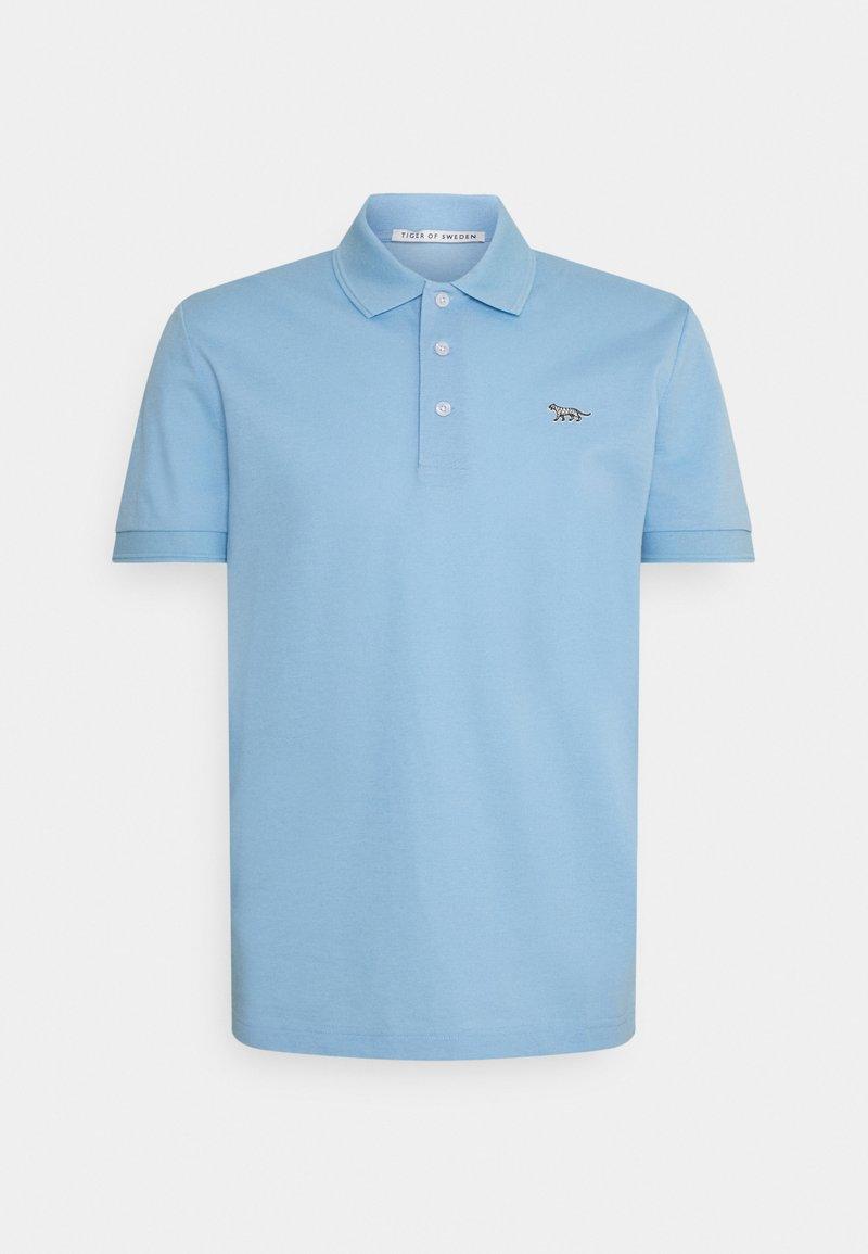 Tiger of Sweden - DARIOS - Polo shirt - waterfall