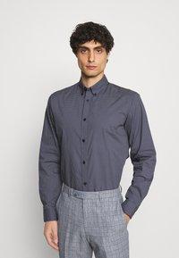 Selected Homme - SLHSLIMROY  - Skjorta - dark blue - 0