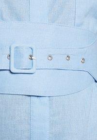 Mossman - THE LIGHT DRESS - Maxikjole - blue - 7