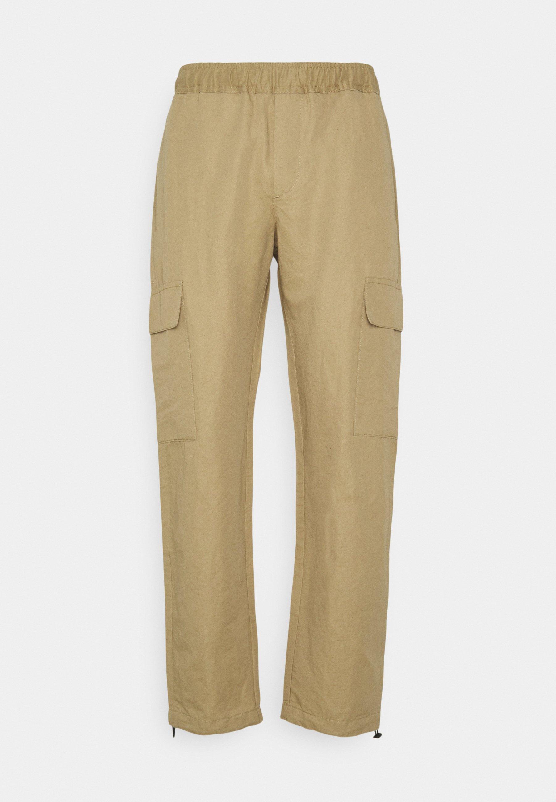 Homme FRAIL LOORIX PANT - Pantalon cargo