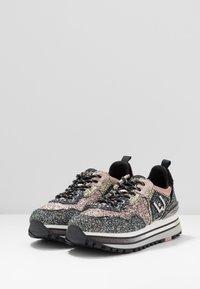 Liu Jo Jeans - MAXI - Sneakers laag - multicolor - 4