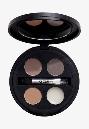BROW KIT - Eyebrow powder - brown/grey