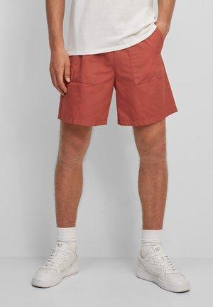 RIPSTOP - Shorts - red ochre