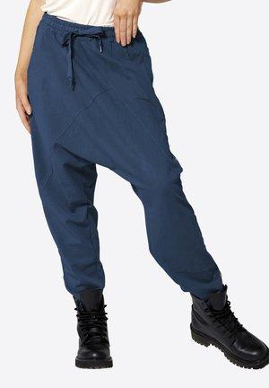 GHITA - Trainingsbroek - mottled dark blue